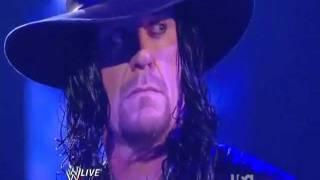 The Undertaker Retirement Tribute - Don't Let Me Fall