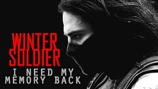 Winter Soldier | i need my memory back