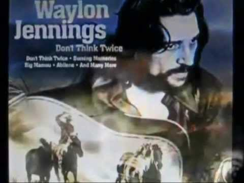 Waylon Jennings Autobiography with photos