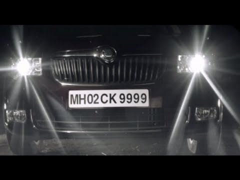 SKODA Superb - Adaptive Frontlight System