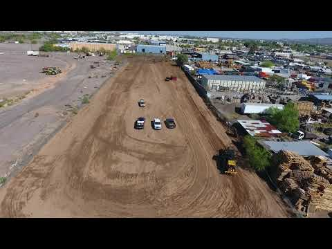 Culver Equipment drone footage