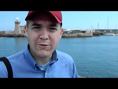 Howth, Ireland marina tour