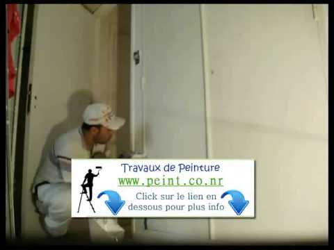 cherche peintre en batiment casablanca youtube. Black Bedroom Furniture Sets. Home Design Ideas
