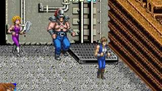 Double Dragon Advance on GBA in 1 Life (1/4)