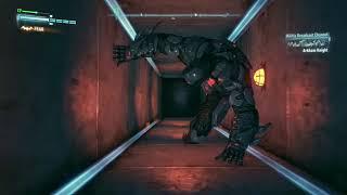 Batman: Arkham Knight - New Game Plus (Batman Beyond Skin) Xbox One Part 21