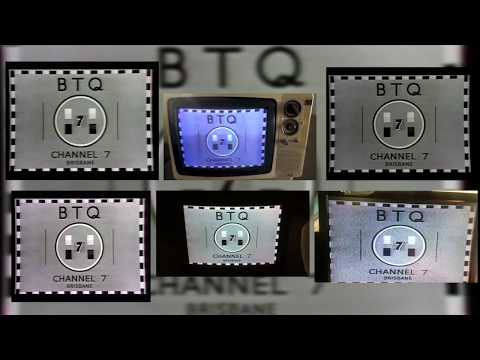 BTQ Channel 7 - Brisbane, Australia Analog TV Simultaneous Shutdown - Episode 6