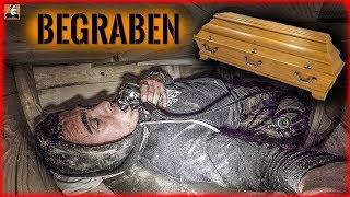 """""""Survival Mattin"""" wird im SARG lebendig Begraben und überlebt nur knapp"""