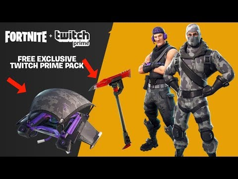 Fortnite Battle Royale' Is Getting  More Free Twitch Prime Loot 3-29