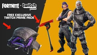 Fortnite Battle Royale' Obtient plus gratuit Twitch Prime Loot 3-29