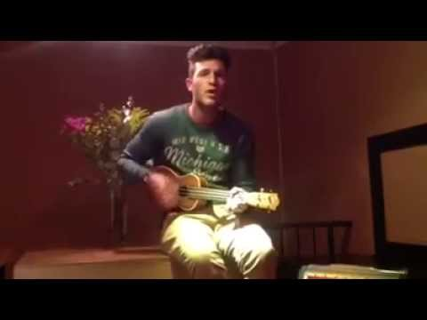 Ed Sheeran - Drunk - Cover from the Idols SA 2014 House by Kyle Deutsch Part 5