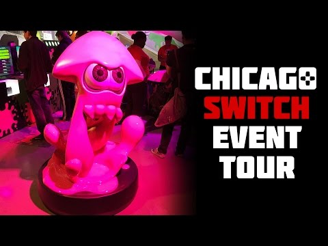Nintendo Switch Event Tour (Chicago, Illinois)