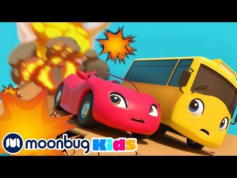 Buster y el Volcán | Canciones Infantiles | Buster en Español