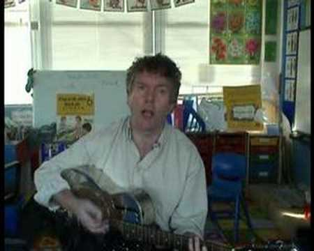 TONY WILSON FOLK SONG FROM THE NORTH EAST