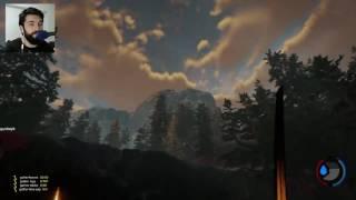 Kar Biyomu ve Dağ The Forest Multiplayer Türkçe Bölüm 19
