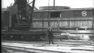 Buster Keaton, The best chase ever - 1925