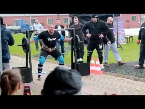 Strong Man - Final Pucharu Polski - Mateusz Baron