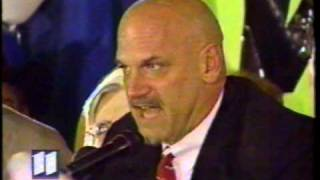 Jesse Ventura Victory Speech - Election Night 1998