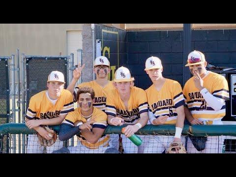 Five Saguaro High School baseball players grateful for time together