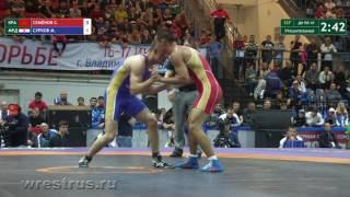 66 кг. Санал Семенов - Максим Сурков. Утешительные.