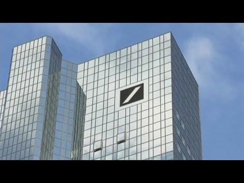 La Deutsche Bank panique les marchés