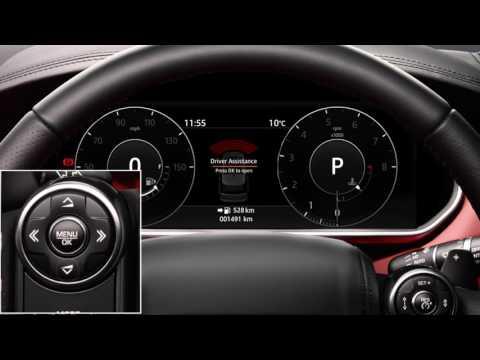 Jaguar Land Rover Tyre Pressure Monitoring System (TPMS)
