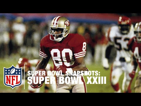 Super Bowl Snapshots: Jerry Rice Remembers THE DRIVE | NFL