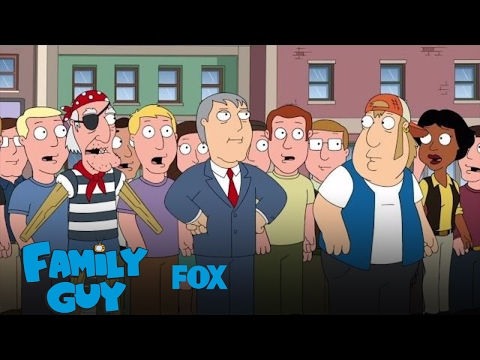 Peter Loses The Castle To Mayor West | Season 15 Ep. 14 | FAMILY GUY