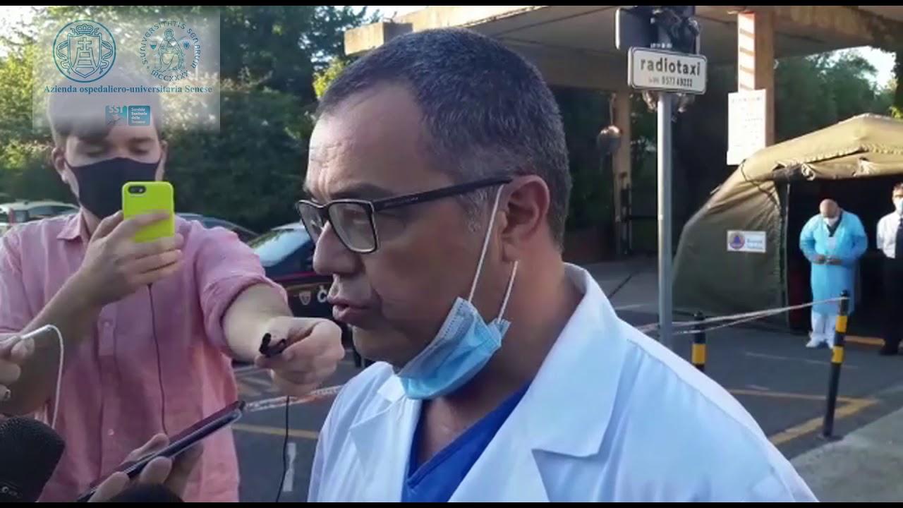 Incidente Alex Zanardi, il bollettino medico del Pronto Soccorso ...