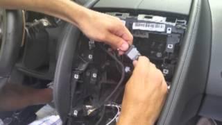 NAV-TV Jaguar F-Type Front and Rear Camera Installation Video
