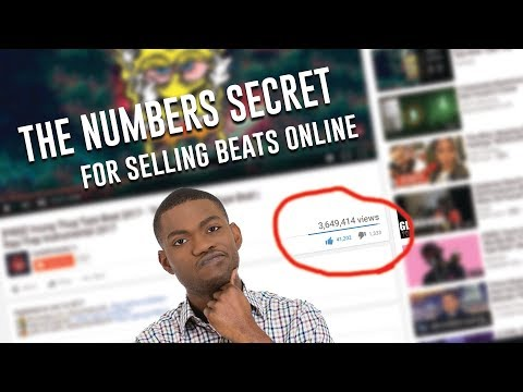 How Do Producers Get So Many YouTube Views and Subscribers?  Why Aren't My Beats Selling: Numbers!