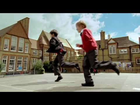 Clarks Shoes TV Ad