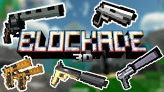 Blockade 3D - Switch after death│PISTOLS ONLY