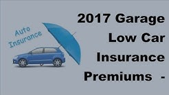 2017 Garage Low Car Insurance Premiums  |  Lowering Your Car Insurance Premiums by Cleaning Out Your