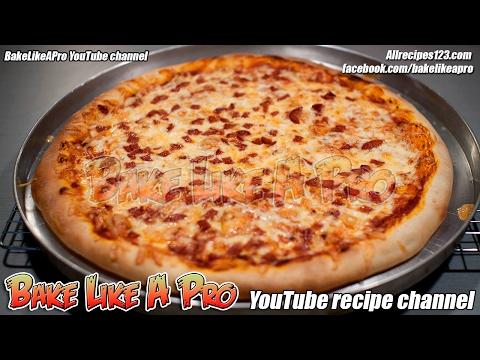 Receta de pizza youtube