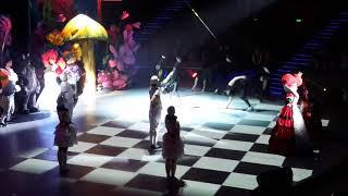 Алиса в стране чудес Крокус шоу