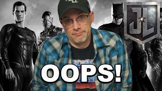 What I Got Wrong About The Snyder Cut