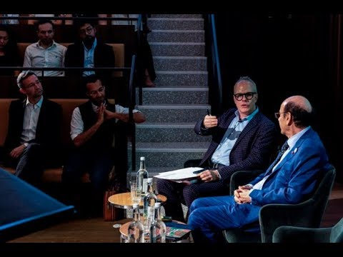 Global Art Forum: UAE Past, Present, Future | TIMELESS: HE ZAKI NUSSEIBEH AND HANS ULRICH OBRIST