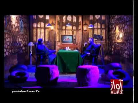 Mehman-e- khass Guest Mumtaz Molai 19-10-2017 By Awaz Tv