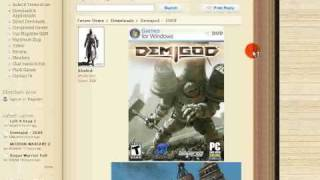 where to download demigod pc game full for free