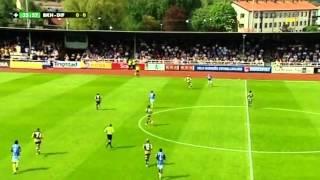 Allsvenskan 2012: BK Häcken - Djurgårdens IF