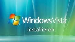 Windows Vista neu installieren so gehts