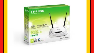 Review router wireless Tp-Link WR841ND 300 mbps thumbnail