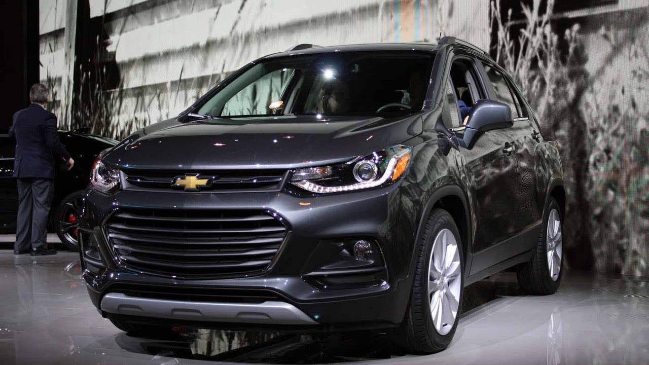 The Best Of 2017 Chevrolet Trax First Impressions Pricing Specs Photos Review