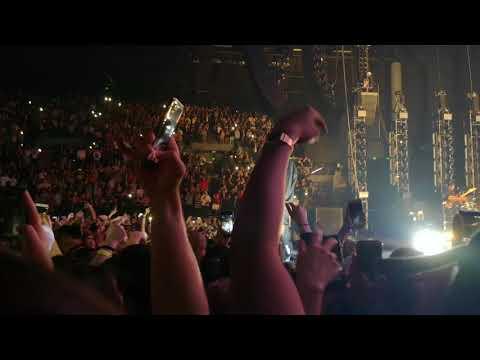 Kendrick Lamar Humble Live Auckland 20/7/18