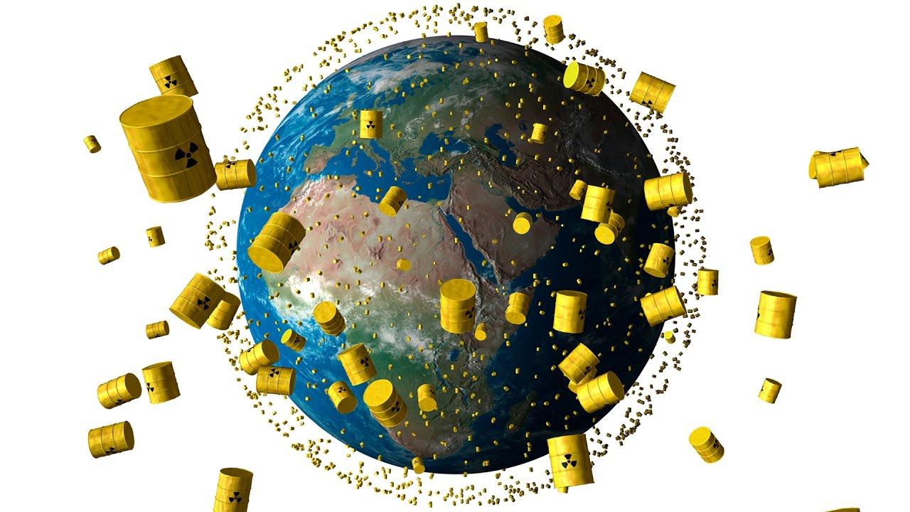 Space Junk at 17,000 Miles Per Hour