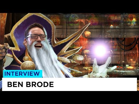 A Conversation With Hearthstone's Ben Brode | Interview | screenPLAY