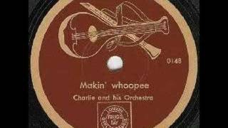 German Propaganda Swing: Charlie & His Orch.: MAKIN