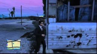 GTA 5 - Cazadores de Mitos - Capítulo 7- El Asesino Parte 2