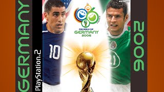 Fifa World Cup 2006 Gameplay Argentina Brasil PS2 {1080p 60fps}