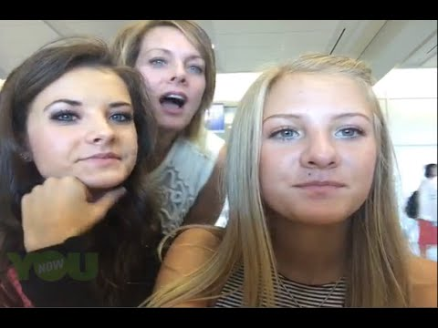 Paige Hyland's YouNow; September 6, 2015 (feat. Brooke & Kelly Hyland)
